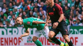Айнтрахт вдома переграв Фортуну, Вердер вирвав перемогу над Аугсбургом: 3-й тур Бундесліги, матчі неділі