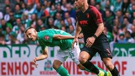 Айнтрахт дома одолел Фортуну, Вердер вырвал победу над Аугсбургом: 3-й тур Бундеслиги, матчи воскресенья