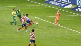 Фантастичний камбек у відеоогляді матчу Атлетіко – Ейбар – 3:2