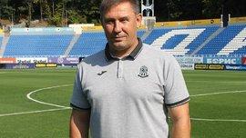 Тренер Олимпика Климовский: Динамо гораздо более предсказуемое, чем Шахтер