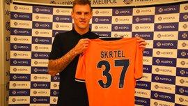 Шкртел підписав контракт з Істанбул Башакшехіром після короткого перебування в Аталанті