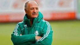 Сколари уволен с поста тренера Палмейрас