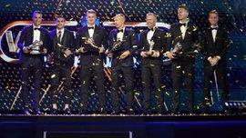 Де Лигт, де Йонг и Тадич получили награды за невероятный сезон в Эредивизи