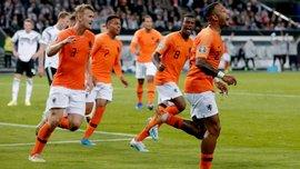 Видео феерического камбэка Нидерландов в матче отбора Евро-2020 против Германии