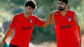 Форлан назвав головну перевагу Атлетіко над Барселоною та Реалом