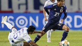 Вундеркинд Реала Кубо уничтожил 4-х игроков сборной Парагвая благодаря космическому контролю