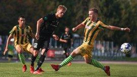 Тернопільська Нива обіграла Верес і одноосібно очолила групу А Другої ліги