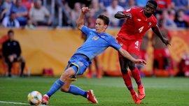 Сікан: Підготовка у збірній України U-21 відрізняється від роботи в клубі