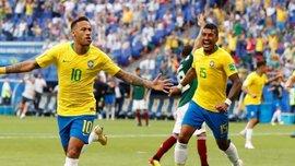 Гол Неймара у відеоогляді камбеку Бразилії в матчі з Колумбією – 2:2
