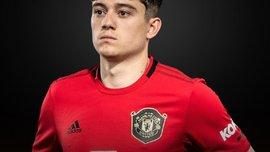 Джеймс признан лучшим игроком Манчестер Юнайтед в августе