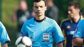УЕФА назначил украинскую бригаду арбитров на матч Эстония – Нидерланды