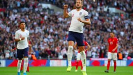 Евро-2020: Англия разгромила Болгарию и возглавила турнирную таблицу группы А
