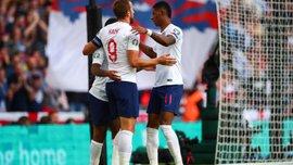 Хет-трик Кейна у відеоогляді матчу Англія – Болгарія – 4:0
