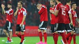 Матч Франции и Албании начался с задержкой – парад курьезных фейлов от организаторов