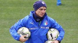 Манчини определил первоочередные цели сборной Италии в отборе на Евро-2020