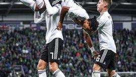 Північна Ірландія – Німеччина – 0:2 – відео голів та огляд матчу