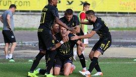 Первая лига: Рух одолел Черноморец и поднялся на второе место, Худобяк дублем спас победу Прикарпатья