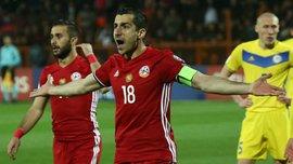 Первый дубль Мхитаряна за сборную в видеообзоре матча Армения – Босния и Герцеговина – 4:2