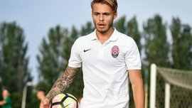 Леднев – лучший игрок Зари в августе