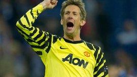 Ван дер Сар может вернуться в Манчестер Юнайтед