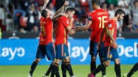 Іспанія – Фарерські острови – 4:0 – відео голів та огляд матчу