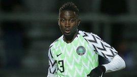 Украина – Нигерия: еще один лидер африканской сборной пропустит матч