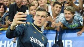 Лунин заявил о готовности сыграть в стартовом составе сборной Украины против Нигерии