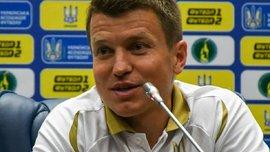 Ротань после разгромной победы над Мальтой раскритиковал игроков сборной Украины U-21
