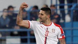 Евро-2020: Сербия в тяжелом матче благодаря дублю Митровича одолела Люксембург