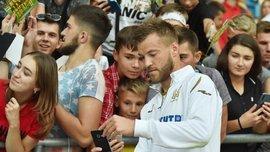 Ярмоленко объяснил, почему сборная Украины не смогла обыграть Нигерию