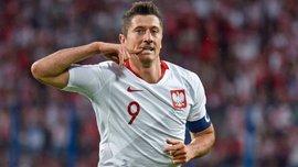 Лєвандовскі вишукано осоромив відразу двох суперників – момент дня у кваліфікації на Євро-2020