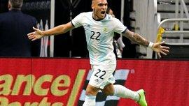 Аргентина уничтожила Мексику в спарринге благодаря хет-трику Лаутаро