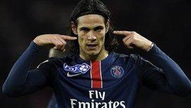 Кавані може допомогти ПСЖ у матчі Ліги чемпіонів проти Реала – форвард повернувся до тренувань