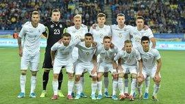 """Украина – Нигерия: """"сине-желтые"""" лишь в третий раз в истории не проиграли, уступая 0:2"""