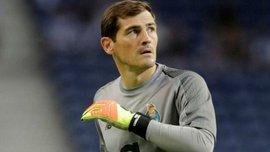 Касильяс 20 лет назад дебютировал в профессиональном футболе
