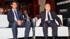 Перес хоче провести легендарний тенісний матч на Бернабеу – президент Реала націлився на рекорд відвідуваності