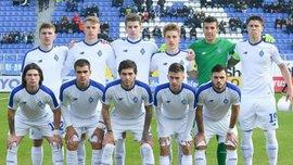 Цітаішвілі потрапив до заявки Динамо U-19 на Юнацьку лігу УЄФА