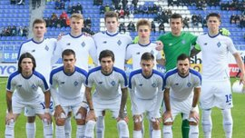 Цитаишвили попал в заявку Динамо U-19 на Юношескую лигу УЕФА