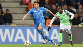 Чемпион мира U-20 Чех рассказал, что молодежная сборная Украины равняется на команду Шевченко