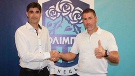 Ребров назвав призначення Вісенте Гомеса в Олімпік великим успіхом, – Гельзін