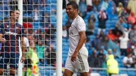Шалена перестрілка у відеоогляді матчу Реал – Леванте – 3:2