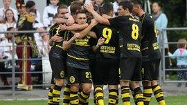 Перша ліга: Рух знищив ОПФК Черкащину 6 голами та очолив турнірну таблицю, Миколаїв відвантажив 6 м'ячів Кремню