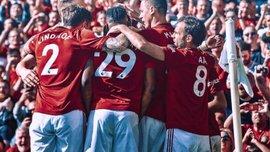 Манчестер Юнайтед – Лестер – 1:0 – видео гола и обзор матча