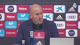 Зідан оцінив гру Реала після напруженої перемоги над Леванте