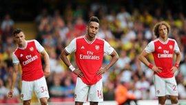 Драматична втрата перемоги Арсеналом у відеоогляді  матчу з Уотфордом – 2:2
