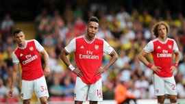 Драматичная потеря победы Арсеналом в видеообзоре матча с Уотфордом – 2:2