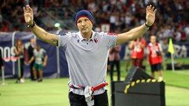 Игроки Болоньи отпраздновали феерический камбэк в больнице с Михайловичем