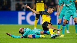 Борусія  Д – Барселона – 0:0 – відеоогляд матчу