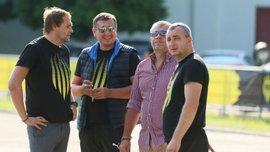 Рух оштрафован на 50 тысяч гривен за отказ использовать мячи Select