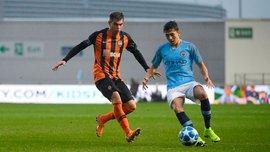 Шахтар U-19 – Манчестер СітіU-19: онлайн-трансляція матчу Юнацької ліги УЄФА – як це було